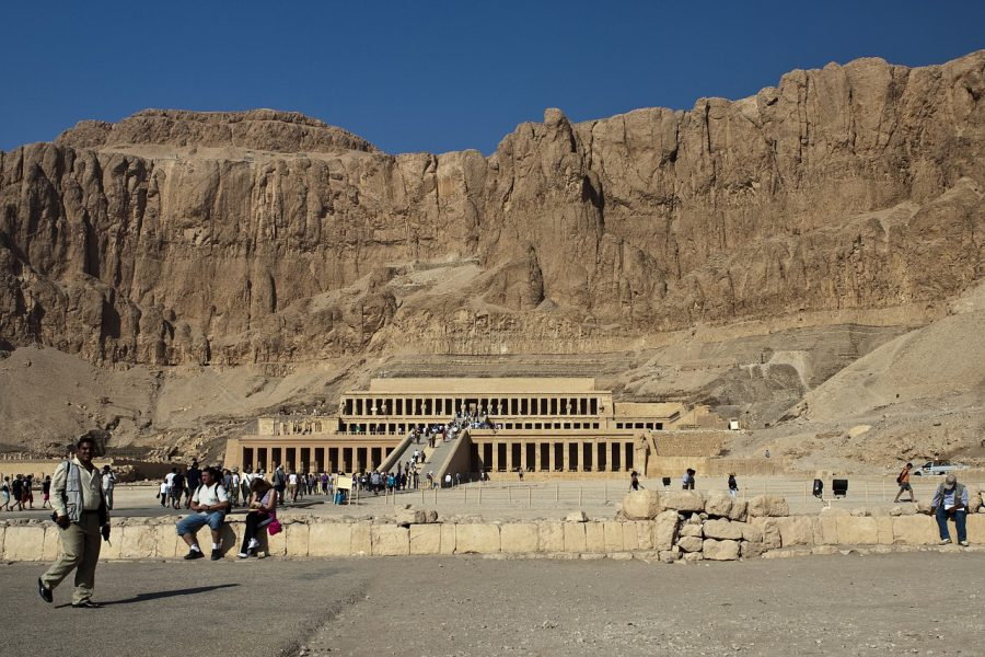 Dolina Królów Biban al-Muluk (arab. Wadi el-Muluk, وادي الملوك)