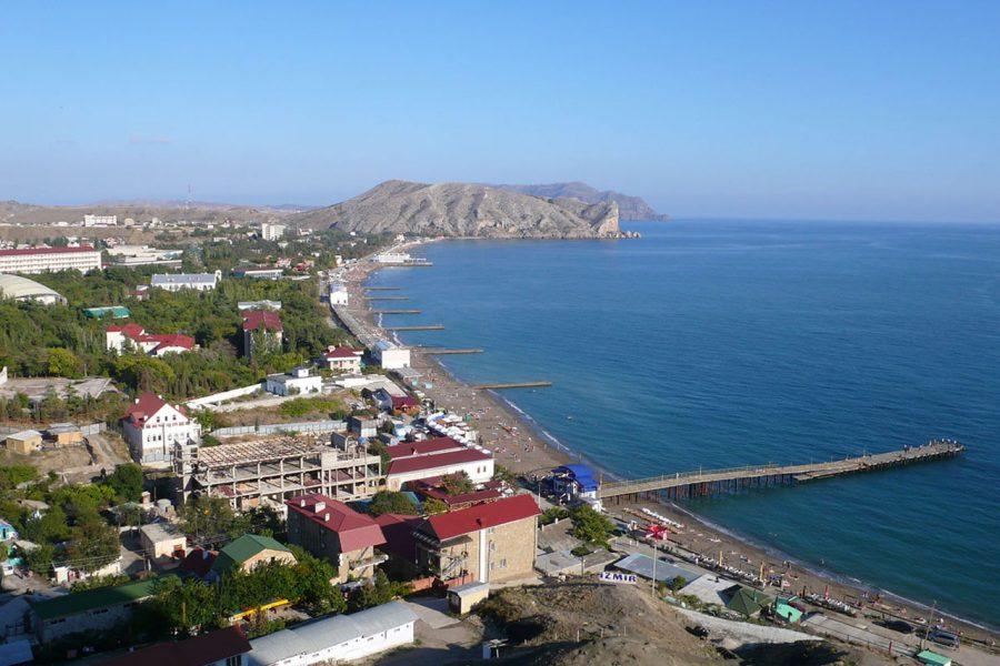 Krym zachwyca różnorodnością krajobrazu i architektury