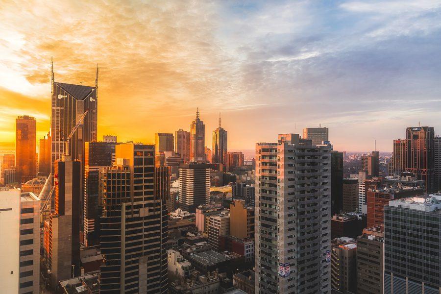 Melbourne – drugie pod względem wielkości miasto w Australii