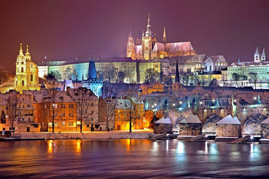 Praga – stolica Czech