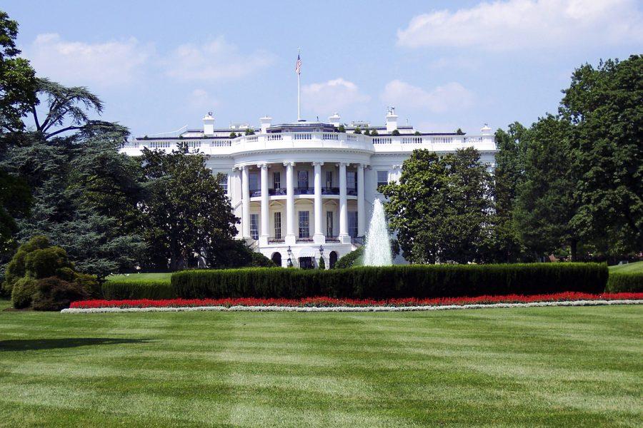 Biały dom – miejsce pracy prezydentów USA