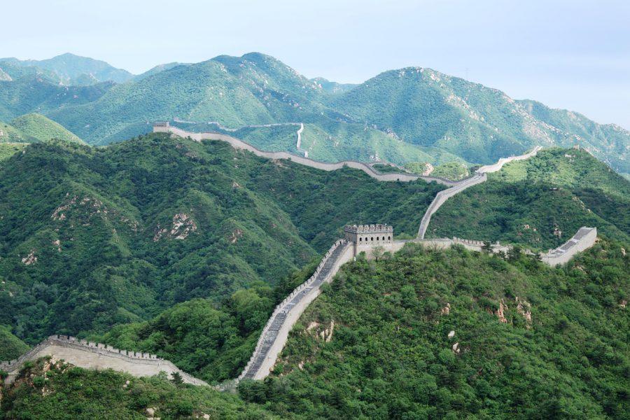 Wielki mur chiński – największa budowla wzniesiona przez człowieka
