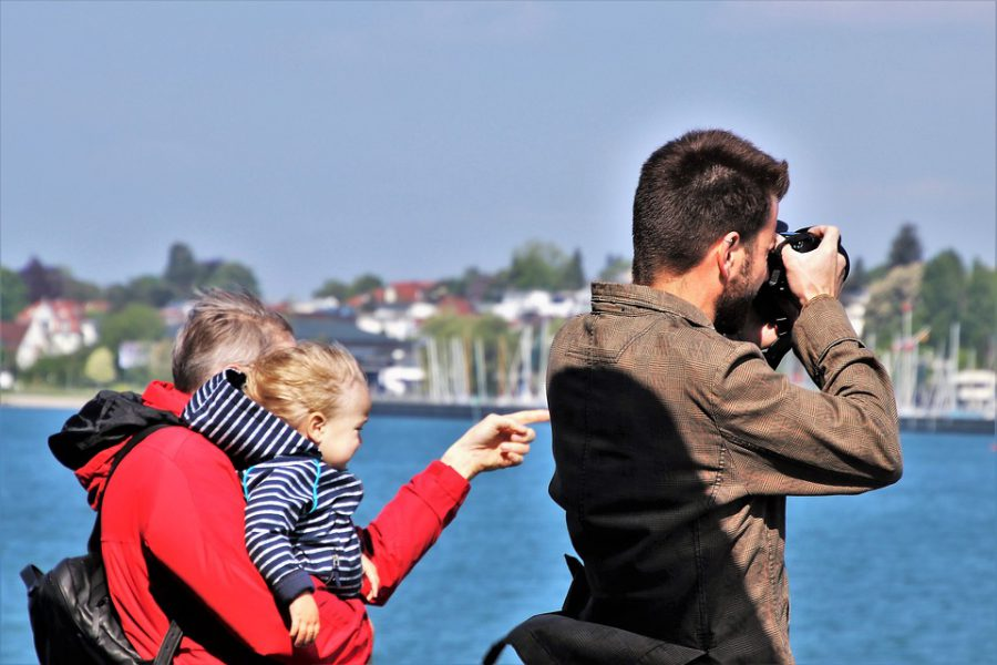 Podróże z dzieckiem nie muszą być ciężkie