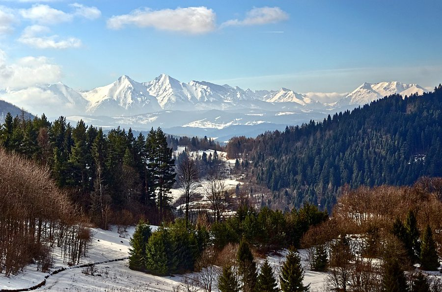 Tatry poza sezonem